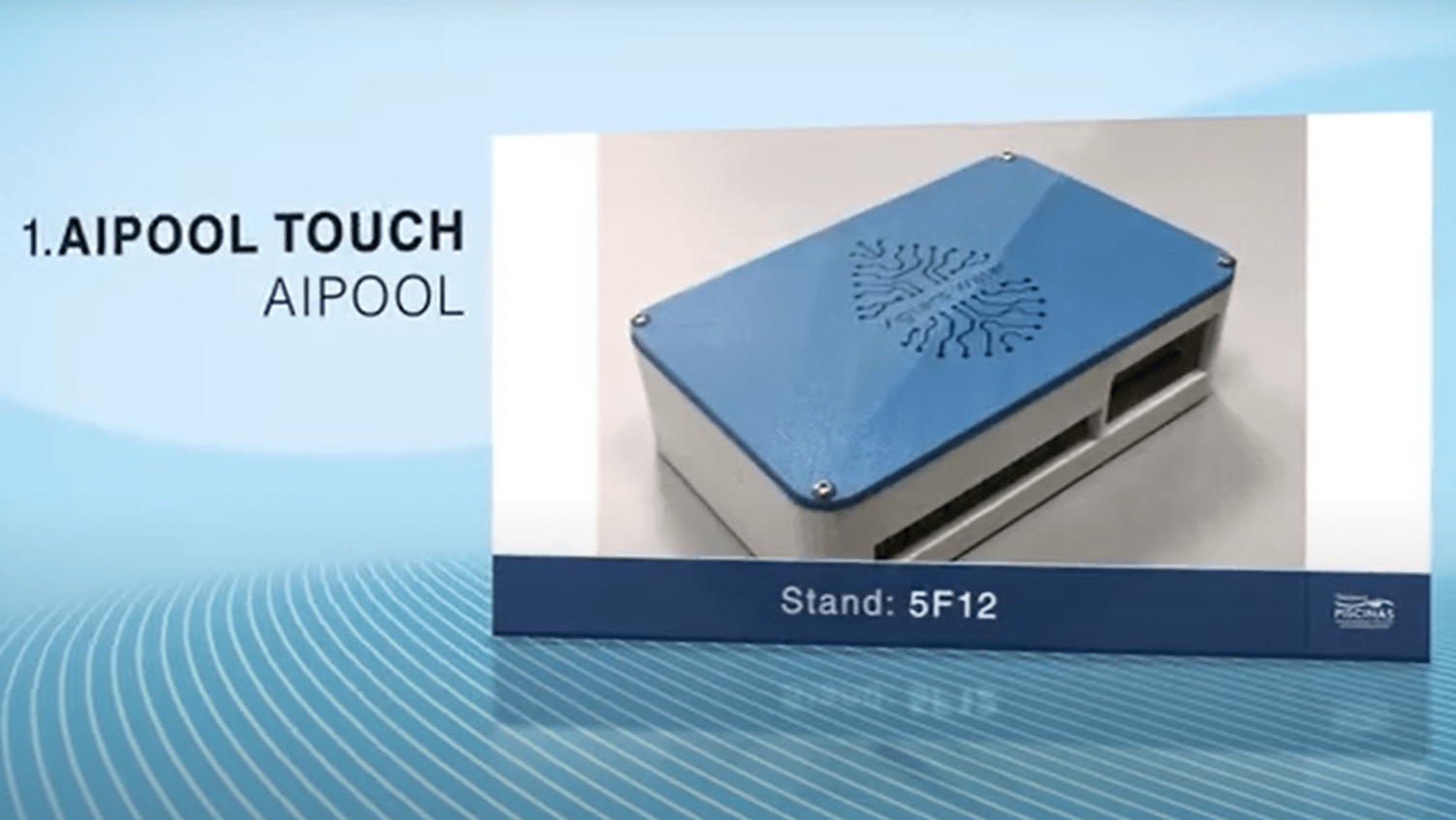 AipoolTouch